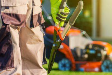ostrzenie narzędzi ogrodniczych