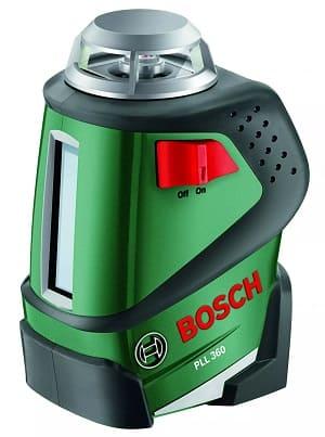 laser krzyżowy Bosch PLL 360