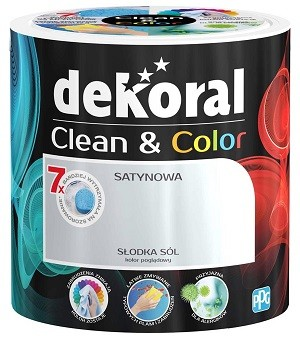 dekoral clean and color