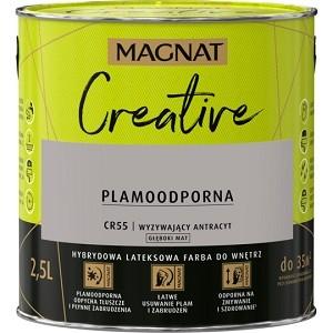magnat creative white