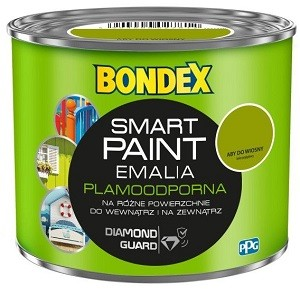 farby do metalu bondex