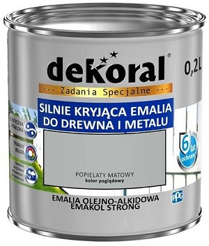 farba olejna do metalu dekoral