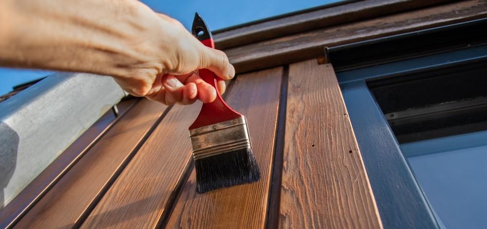 farba do okien drewnianych