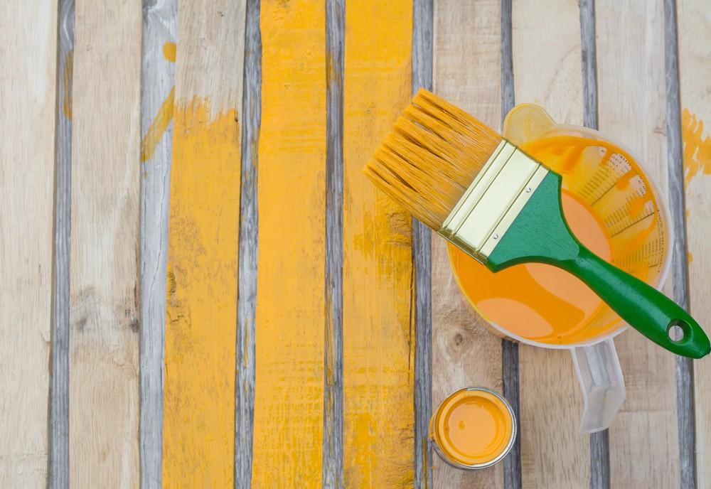 jak pomalować stare meble