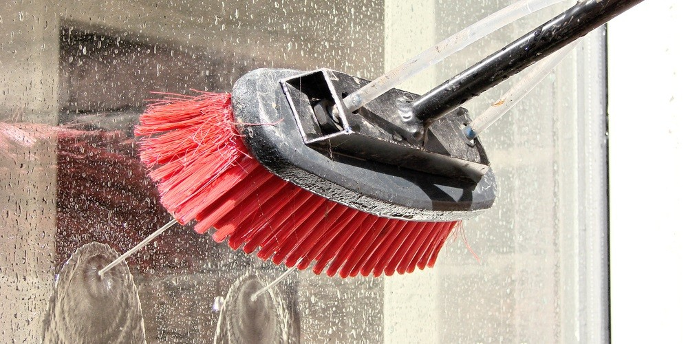 jak myć okna bez smug