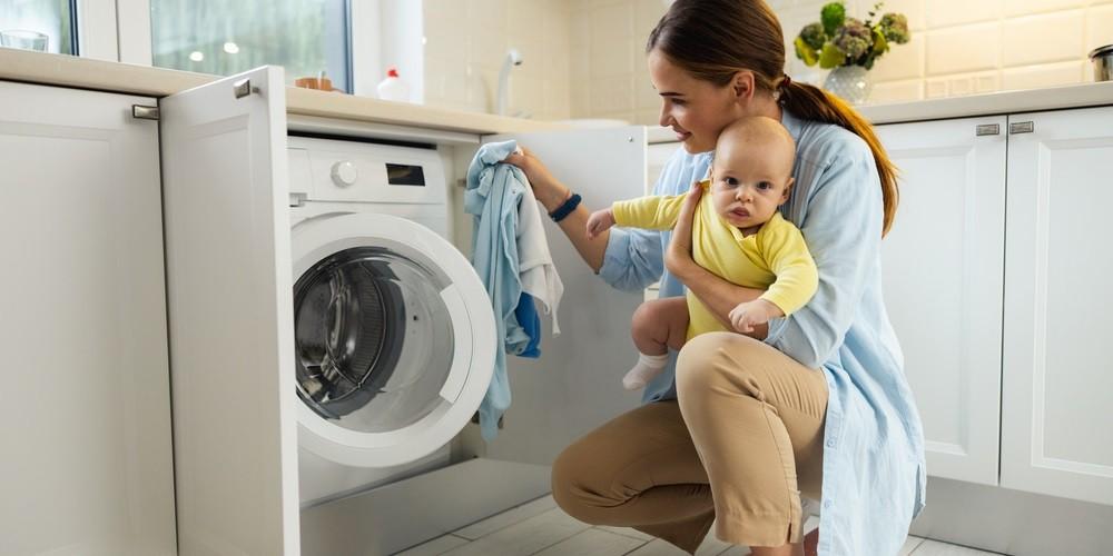 zabudowa pralki w kuchni